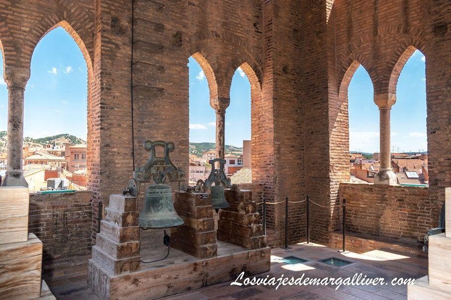 Campanario de la Torre de El Salvador en Teruel - Los viajes de Margalliver