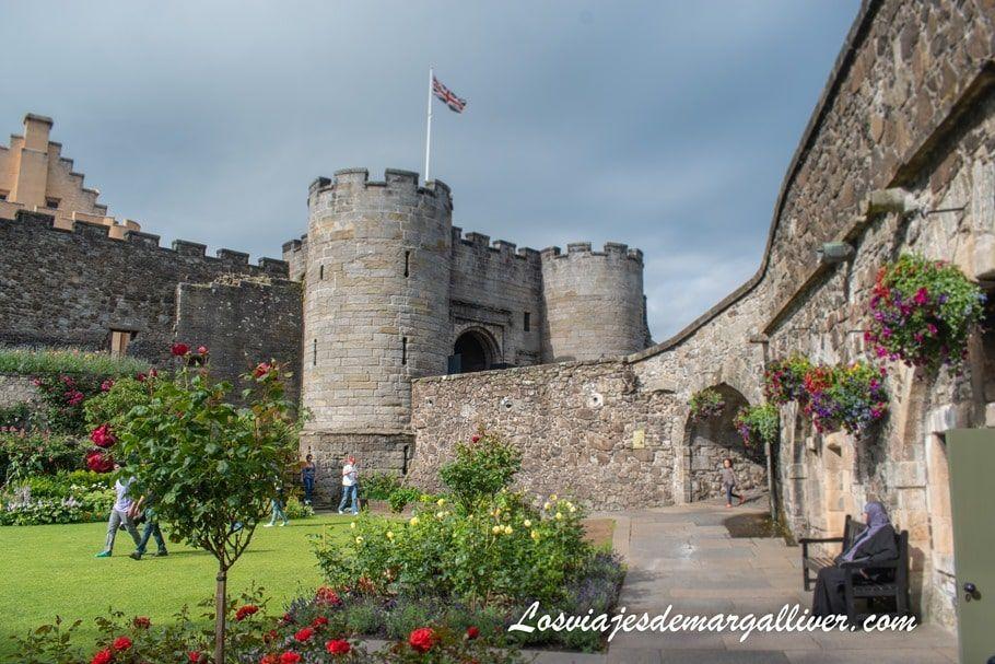 Castillo de Stirling en Escocia - Los viajes de Margalliver