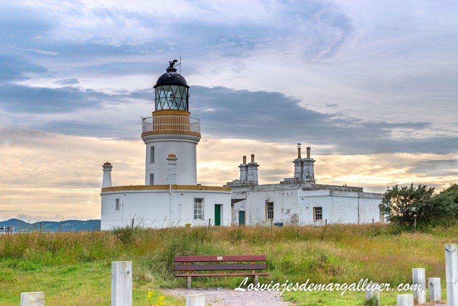 Chanonry Point en escocia - Los viajes de Margalliver