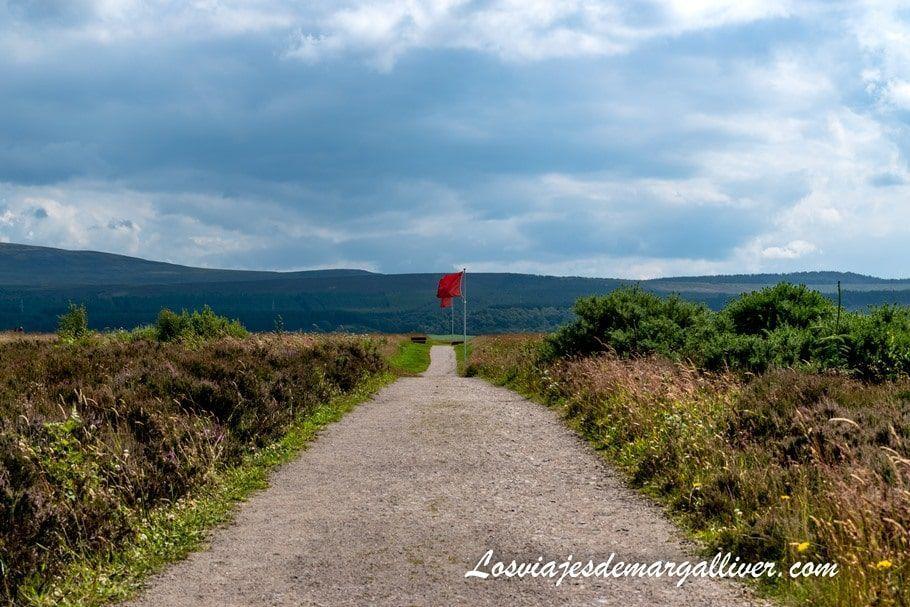 Campo de batalla de Culloden en Escocia - Los viajes de Margalliver