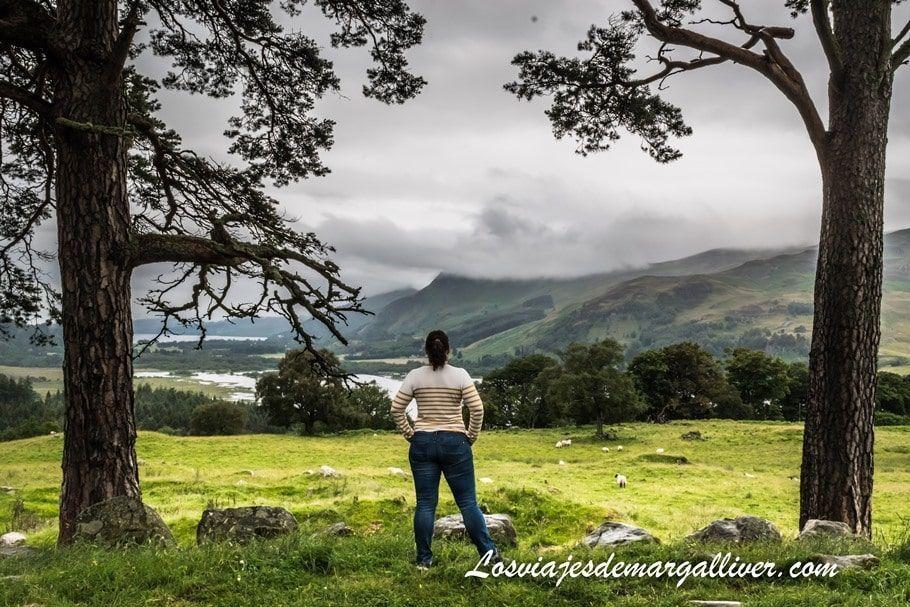 Monte de Craig na dum en la serie Outlander - Los viajes de Margalliver