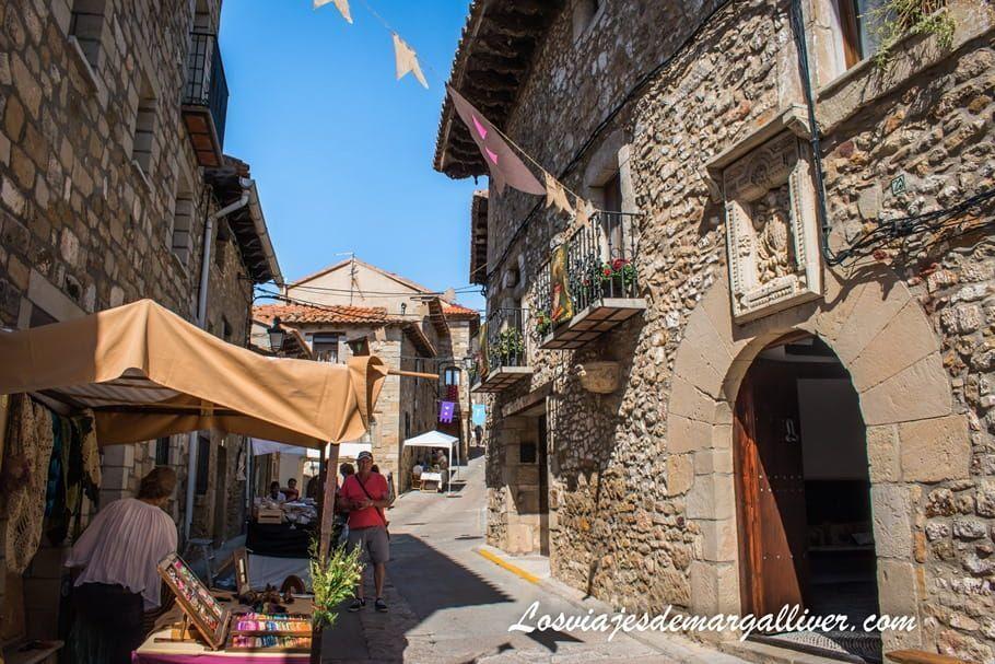 Puertomingalvo en la ruta por la provincia de Teruel - Los viajes de Margalliver