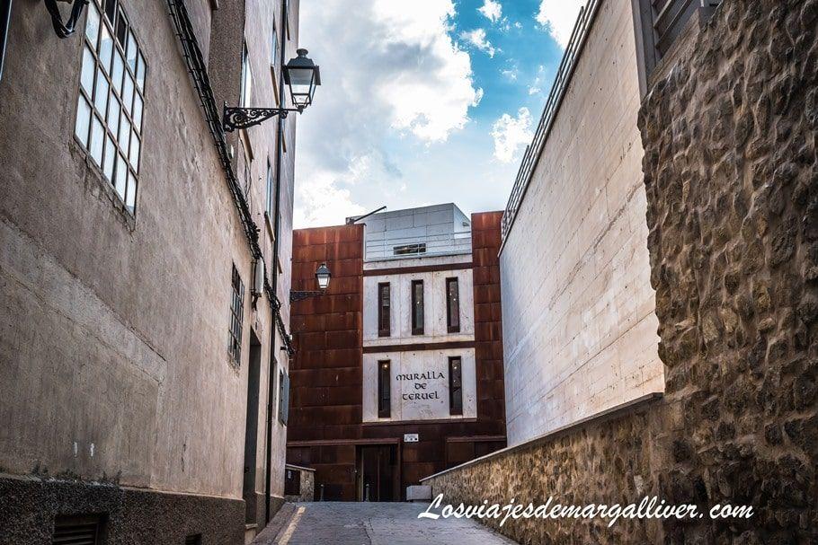 Las murallas de Teruel - Los viajes de Margalliver