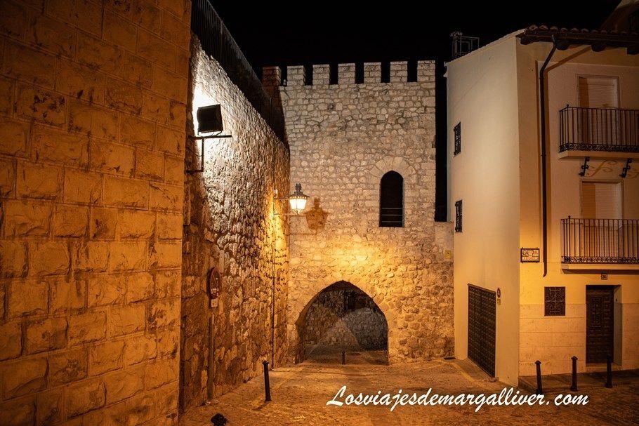 La puerta Daroca en Teruel - Los viajes de Margalliver