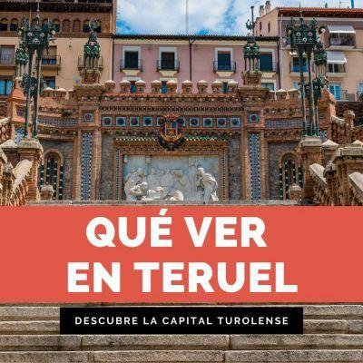 Qué ver en Teruel, la ciudad de los amantes