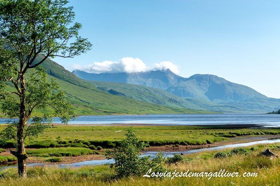 Glen Etive, ruta en coche por Escocia - Los viajes de Margalliver