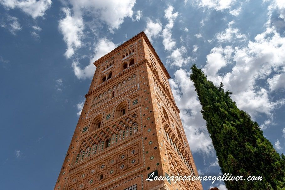 Torre de San Martín en Teruel - Los viajes de Margalliver