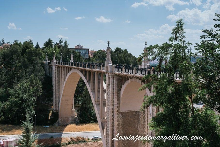 Viaducto de Fernando Hue en Teruel - Los viajes de Margalliver