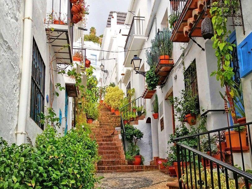 Frigiliana, un destino que visitar en Andalucía después del Coronavirus - Los viajes de Margalliver