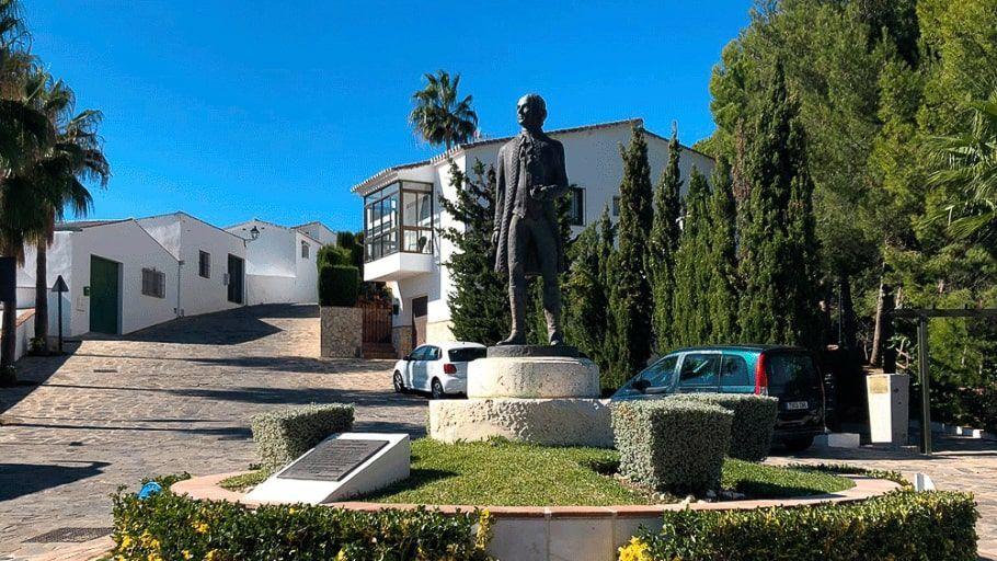 Macharaviaya en la provincia de Málaga, sitio que visitar en Andalucía - los viajes de Margalliver