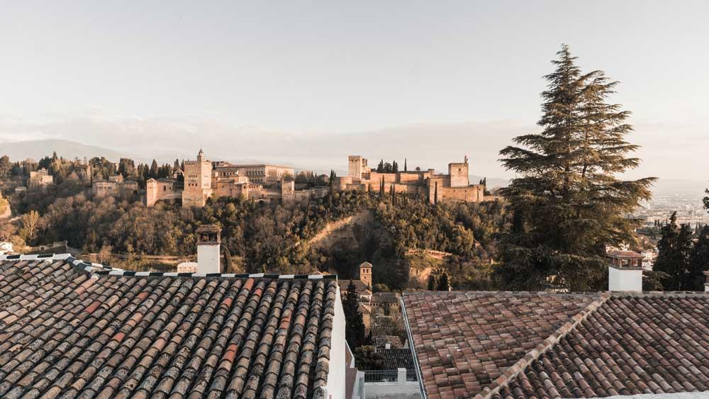 Granada, destino ideal para visitar en Andalucía después del COVID19 - Los viajes de Margalliver