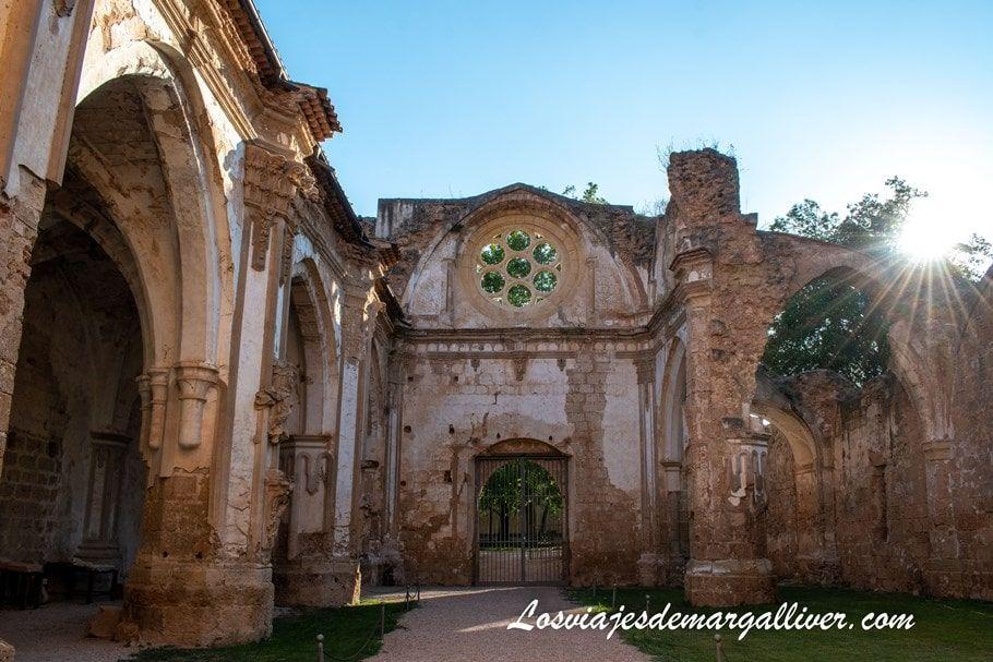 Abadía del Monasterio de Piedra - Los viajes de Margalliver
