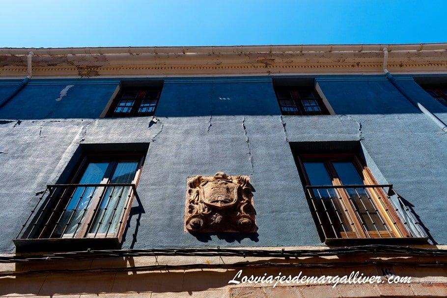Casa-palacio de los Montesoro en Molina de Aragón - Los viajes de Margalliver
