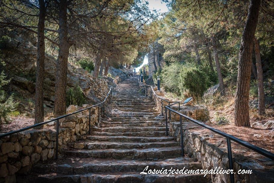 Cuevas de Cristal en Teruel - Los viajes de Margalliver
