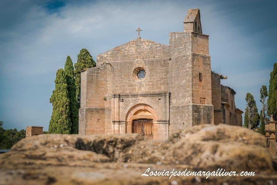 Ermita de la Virgen de la Misericordia en Cretas en Teruel - Los viajes de Margalliver