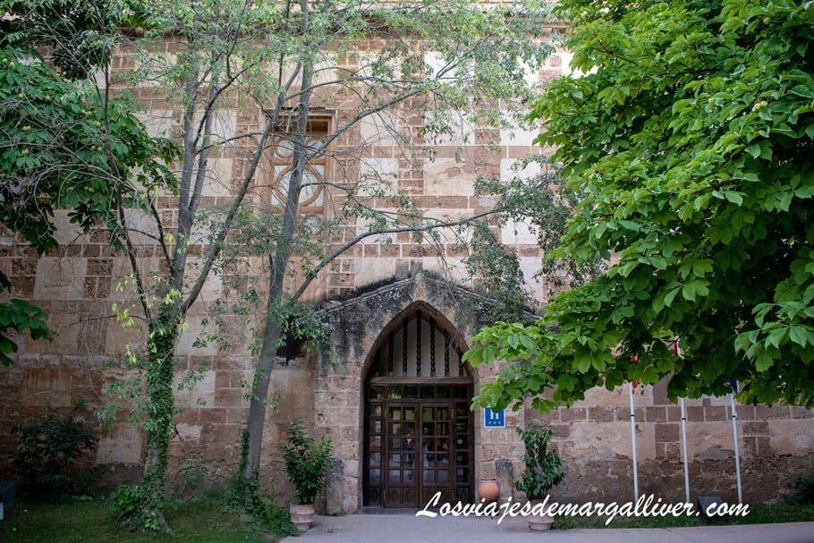 Hotal-Spa en el Monasterio de Piedra en Zaragoza - Los viajes de Margalliver