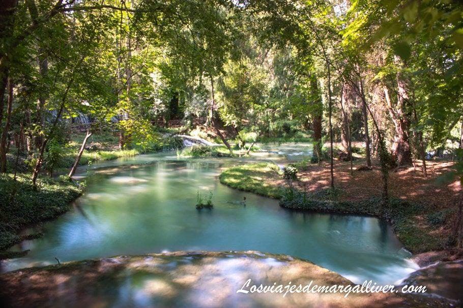 Los Vadillos en el Monasterio de Piedra - Los viajes de Margalliver
