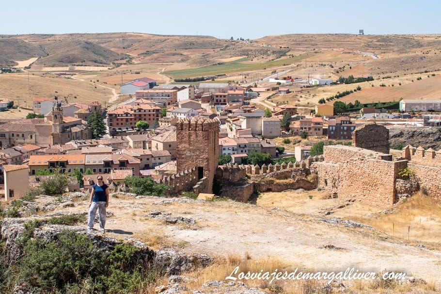 Fortaleza de Molina de Aragón - Los viajes de Margalliver