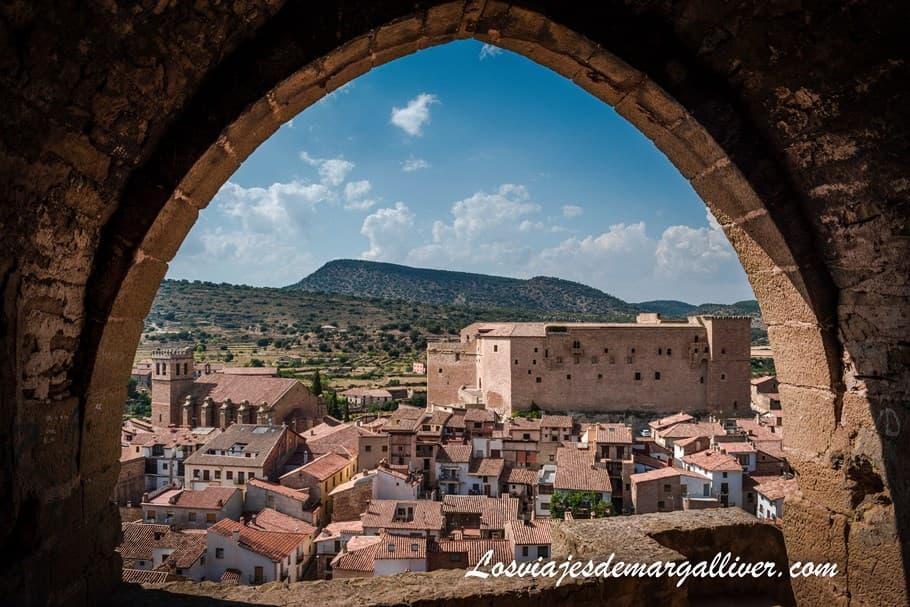 Mora de Rubielos en la ruta por Teruel - Los viajes de Margalliver