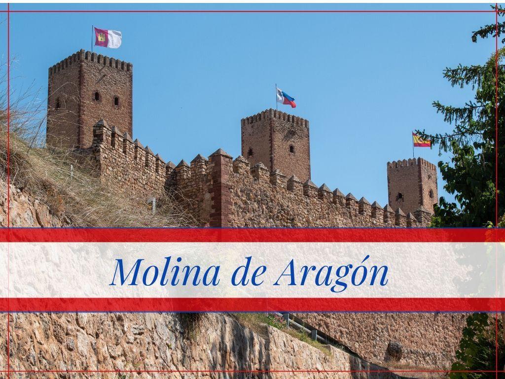 Qué Ver En Molina De Aragón Los Viajes De Margalliver