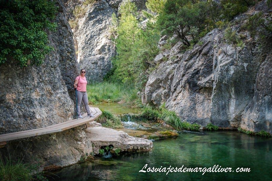 Ruta de senderismo Parrizal de Beceite en Teruel - Los viajes de Margalliver