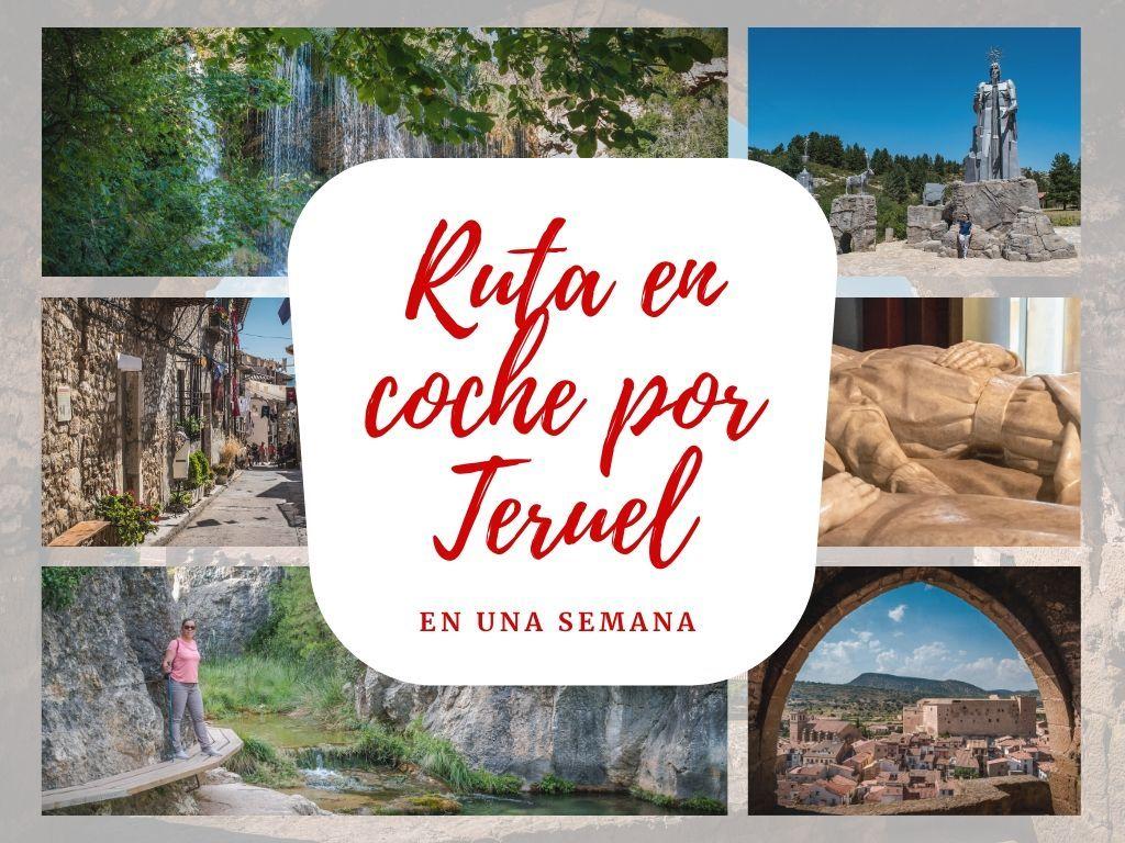 Ruta en coche por Teruel - Los viajes de Margalliver