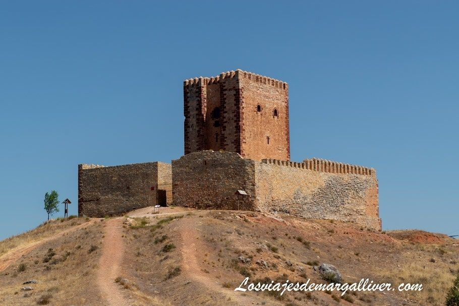 Torre de Aragón en Molina de Aragón - Los viajes de Margalliver