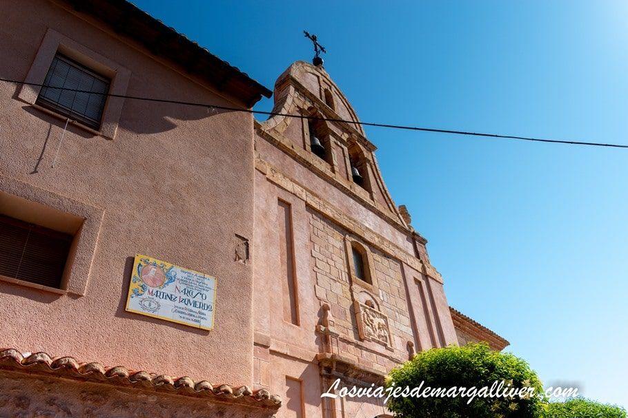 Iglesia de San Felipe en Molina de Aragón - Los viajes de Margalliver