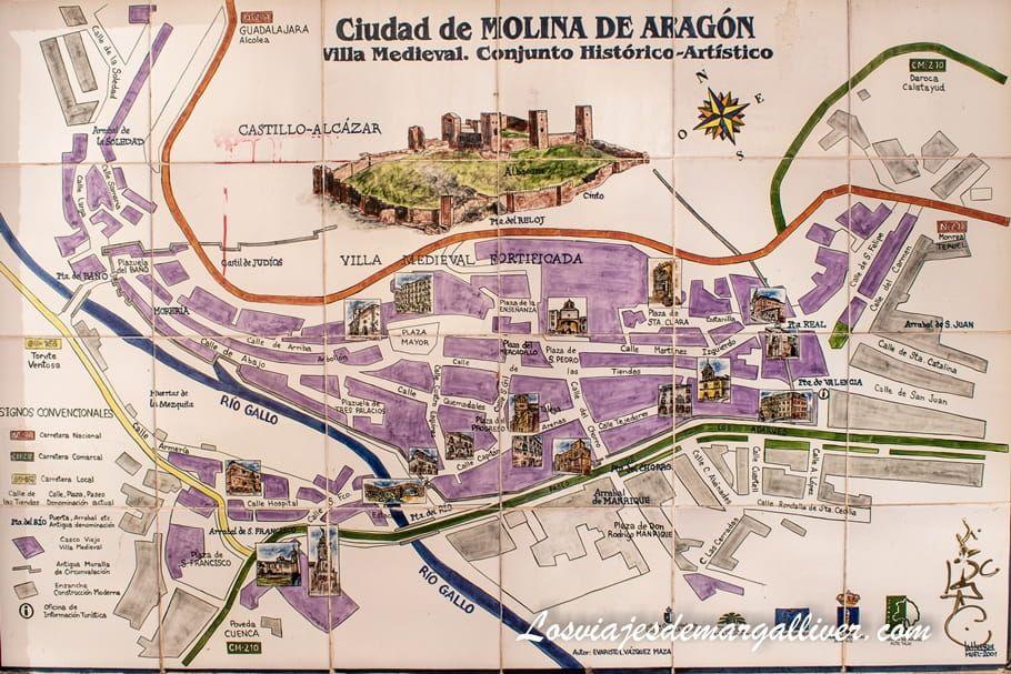 Qué ver en Molina de Aragón - Los viajes de Margalliver