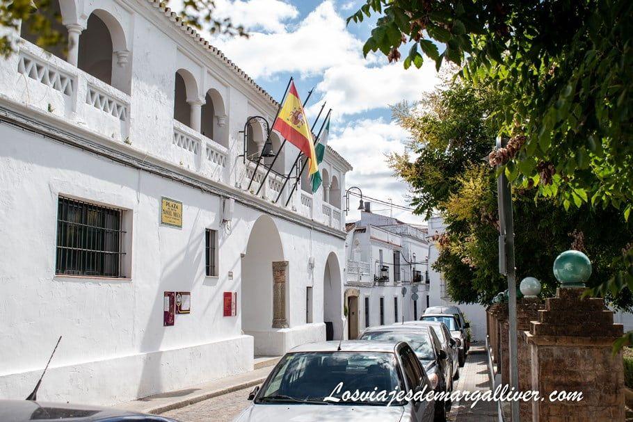 Ayuntamiento de Cazalla de la Sierra - Los viajes de Margaliver