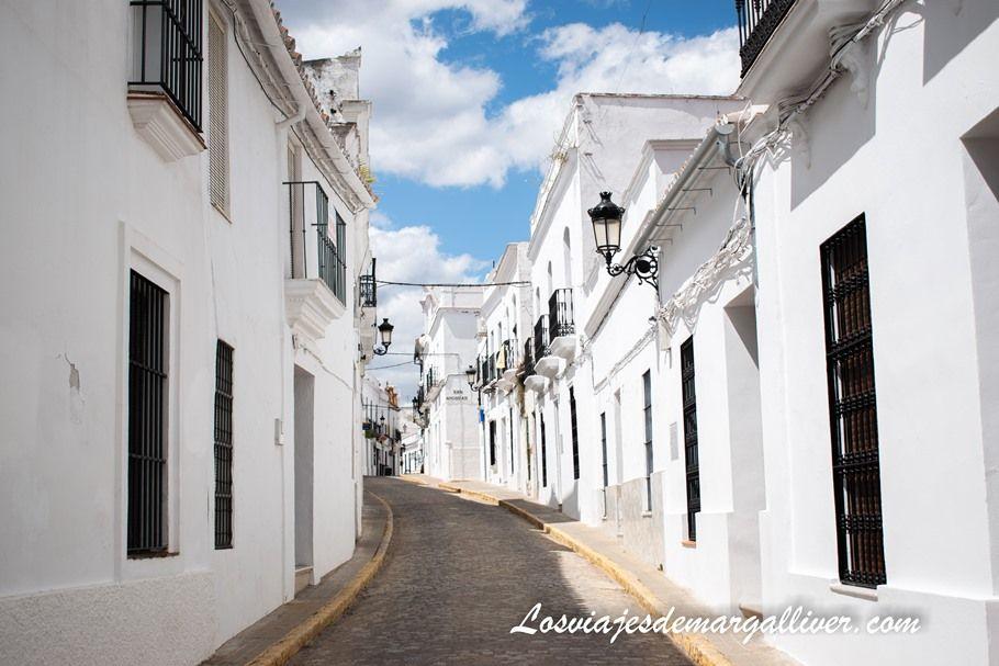 calles blancas de Cazalla de la Sierra - Los viajes de Margalliver
