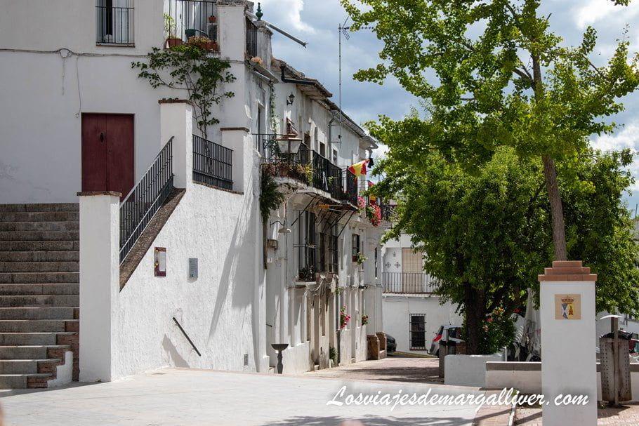 Plaza Mayor de Cazalla de la Sierra - Los viajes de Margalliver