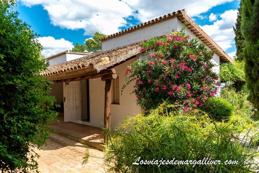 Casas rural Las navezuelas en Cazalla de la Sierra - Los viajes de Margalliver