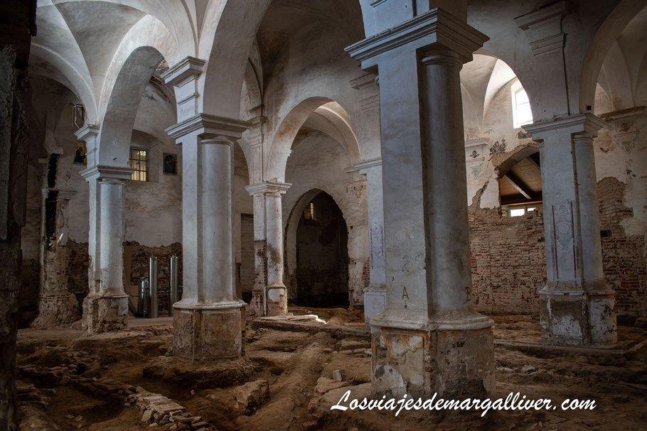 Antigua Iglesia del Ayuntamiento de Cazalla de la Sierra - Los viajes de Margalliver