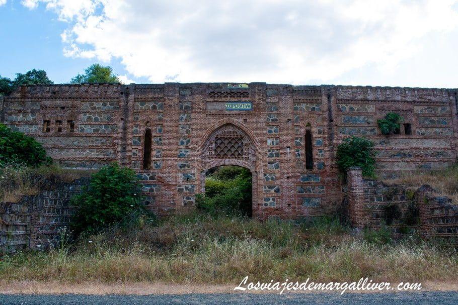 Cooperativa Colonias de Galeón en Cazalla de la Sierra - Los viajes de Margalliver