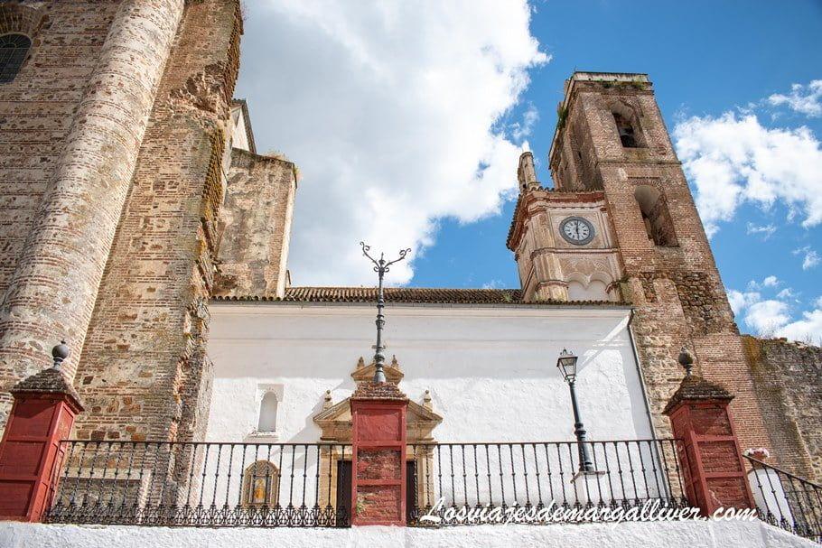 Iglesia de la Concepción en Cazalla de la Sierra - Los viajes de Margalliver