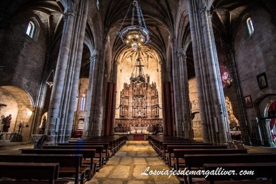 La Concatedral de Cáceres - Qué ver en Cáceres