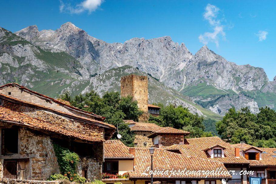Mogrovejo a los pies de los picos de Europa en Cantabria - Los viajes de Margalliver