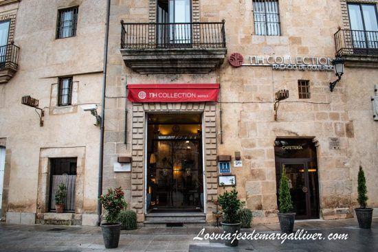 NH Collection Cáceres Palacio de Oquendo - Donde dormir en Cáceres