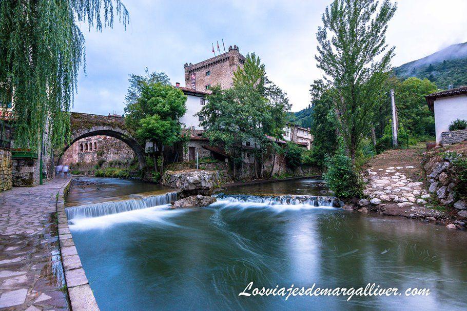 Potes, uno de los pueblos más bonitos de Cantabria - Los viajes de Margalliver