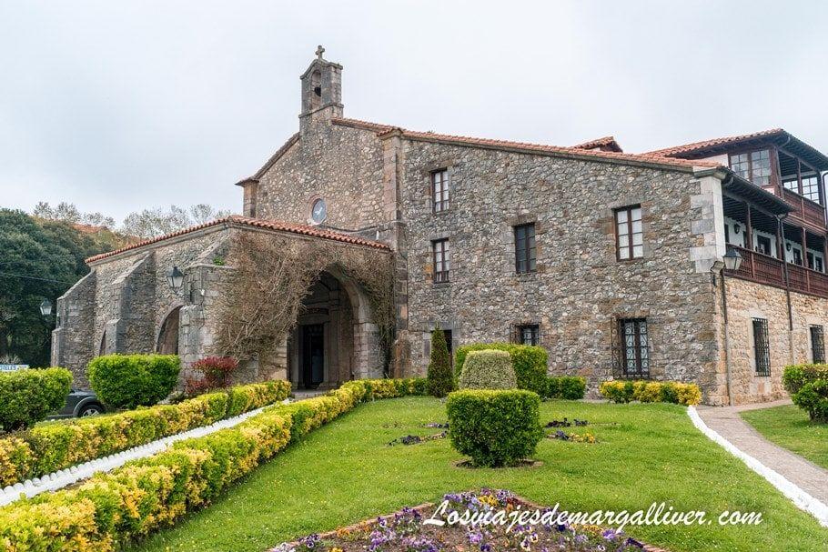 Santuario de la Virgen de la Barquera en San Vicente de la Barquera - Los viajes de Margalliver