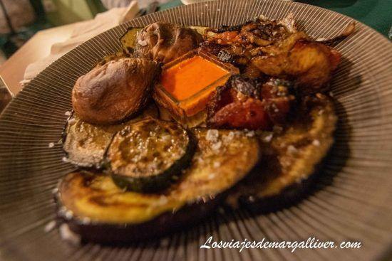 Tapas Tía Tula - Dónde comer en Cáceres