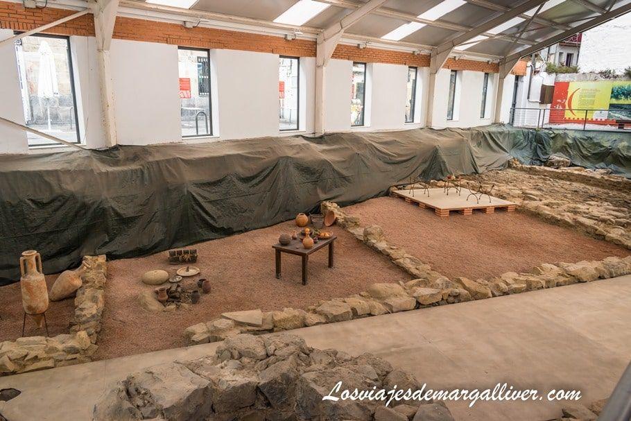 Yacimiento arqueológico de Flavióbriga en Castro Urdiales - Los viajes de Margalliver