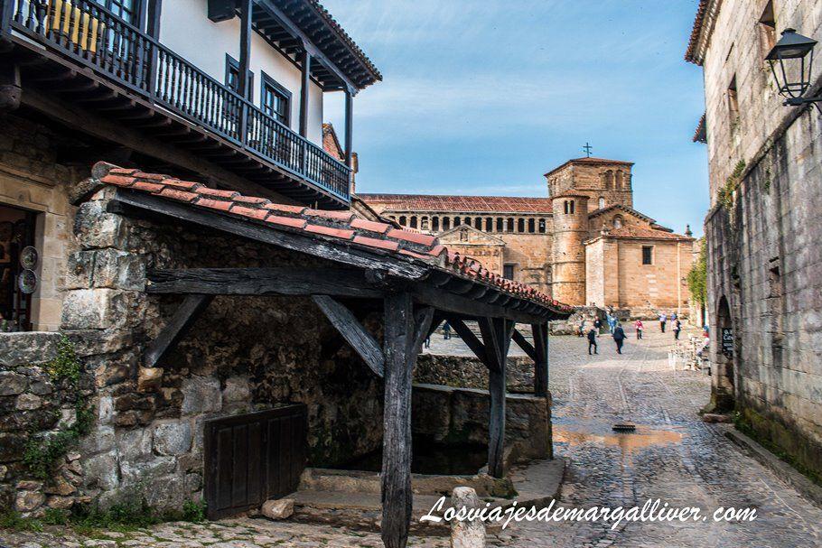 Paseando por Santillana del Mar en Cantabria - Los viajes de Margalliver