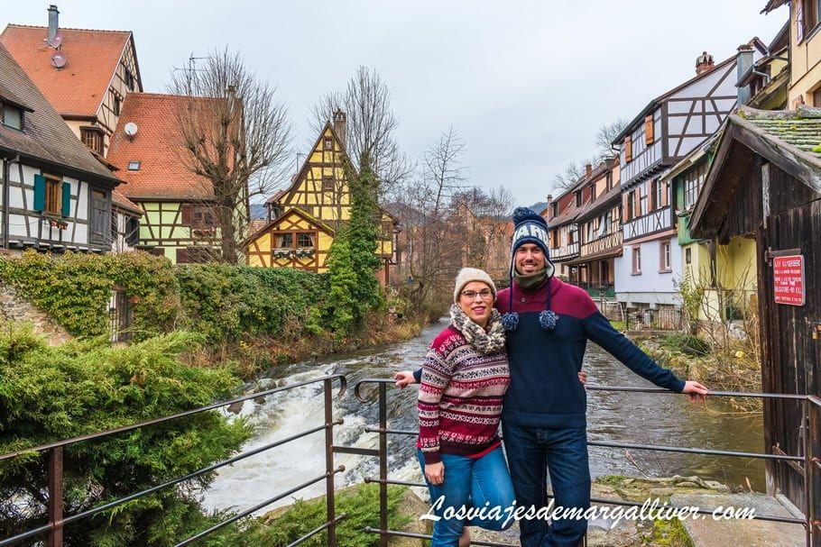 El mirador más bonito de Kaysersberg en Navidad - Los viajes de Margalliver