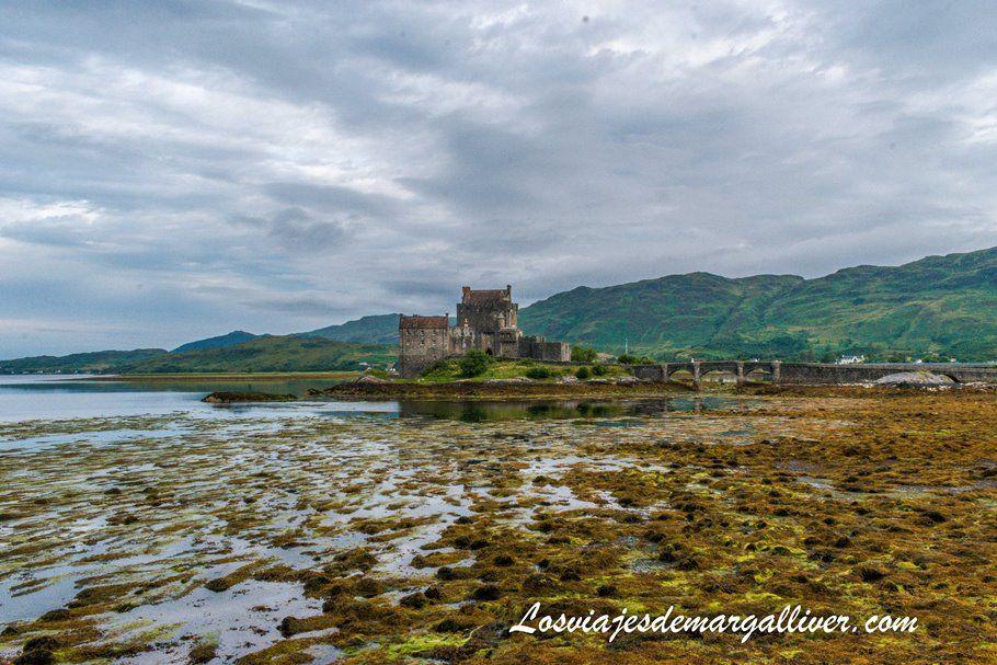 Castillo espectacular de Eilean Donan en Escocia - Los viajes de Margalliver