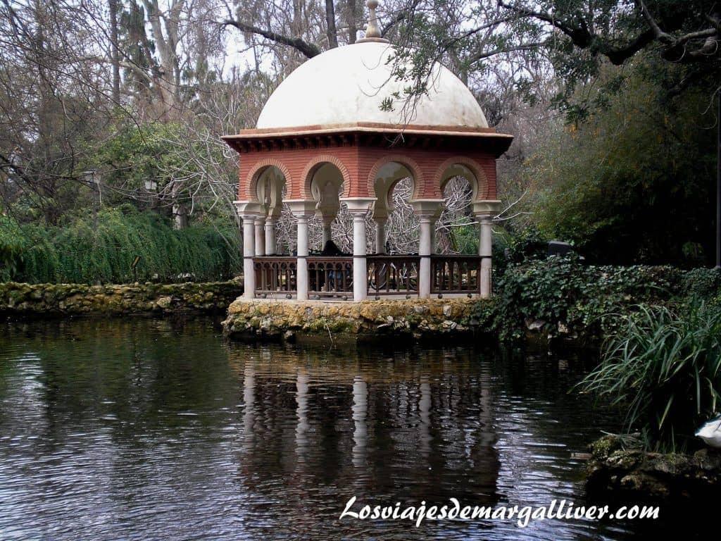 Parque María Luisa, el parque más bonito de Sevilla - Los viajes de Margalliver