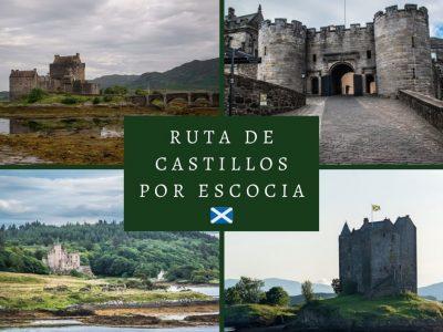 Ruta por los castillos de Escocia en las Highlands