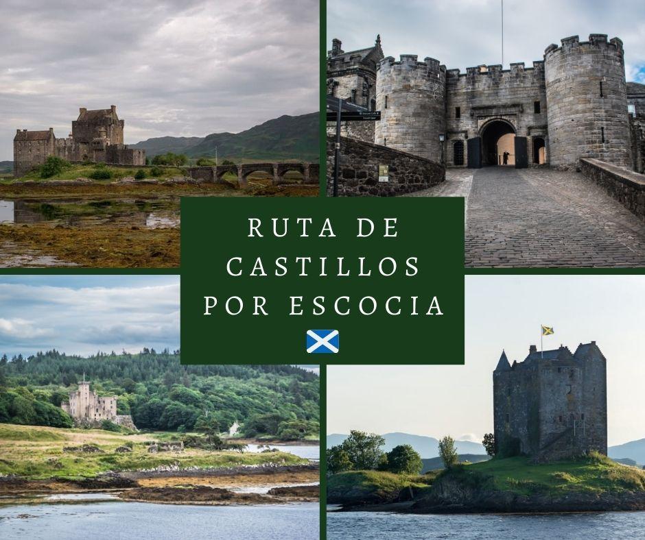 Ruta de castillos por Escocia - Los viajes de Margalliver