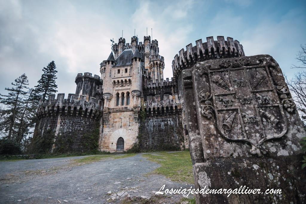 Castillo de Butrón, uno de los castillos más impresionantes de España - Los viajes de Margalliver